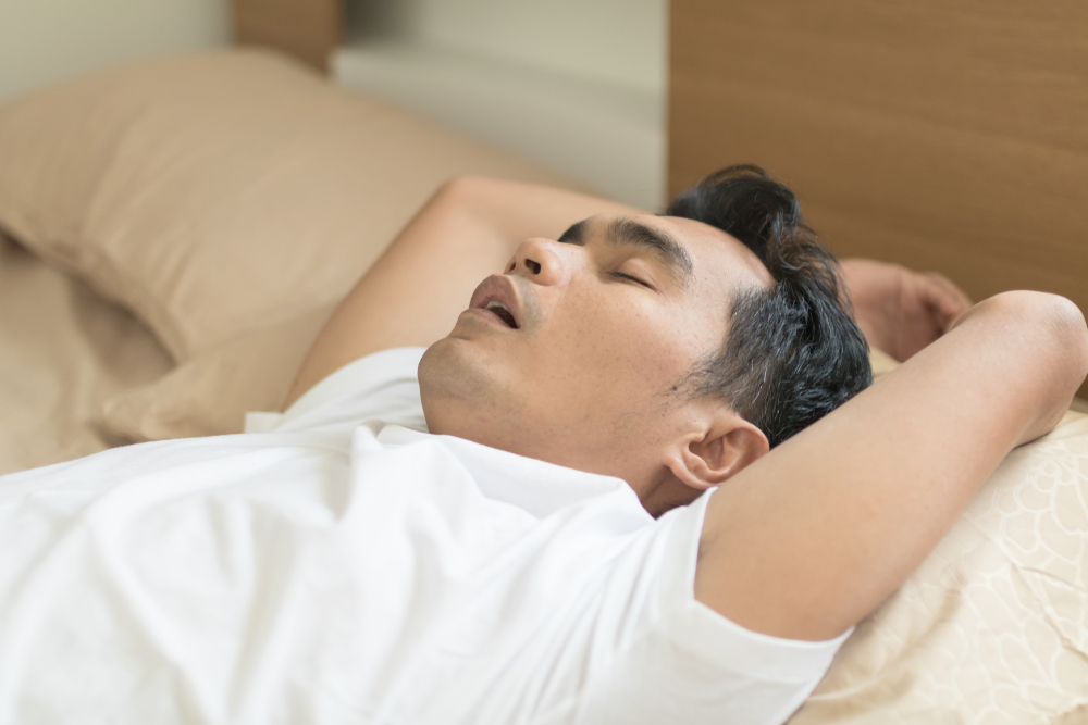 Don't Let Snoring Keep You Up At Night